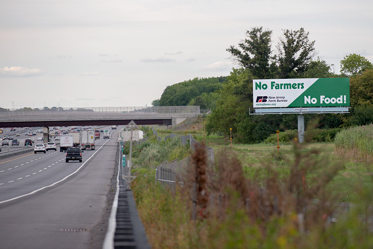 No Farmers No Food